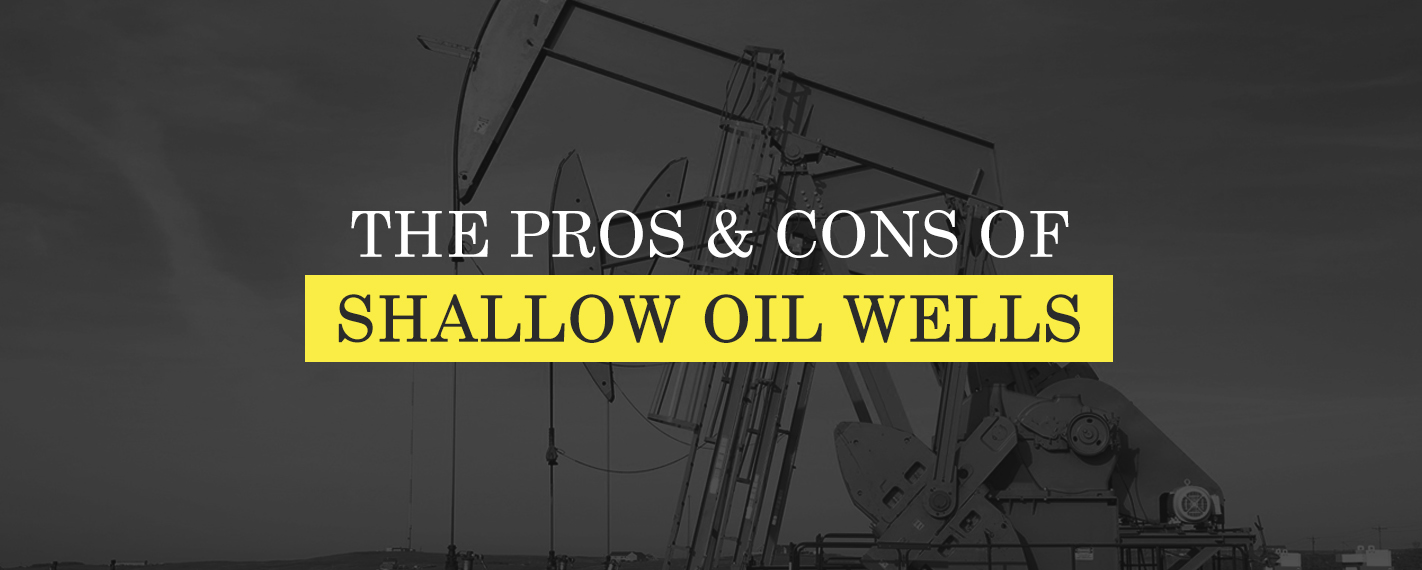Shallow Well Oil Drilling For Oil & Gas Industries